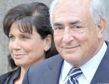 Couple DSK Anne Sinclair