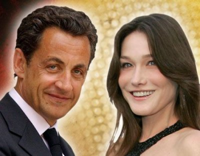 Couple Sarkozy Bruni